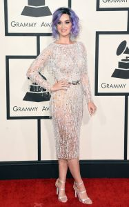 Katy Perry in Zuhair Murad.
