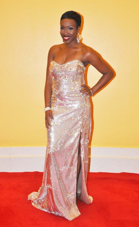 Miss World Bahamas Pageant Co-Host, Lanthia Smith