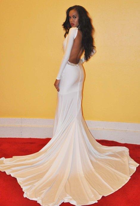 Lexi Wilson - Miss Universe Bahamas 2013